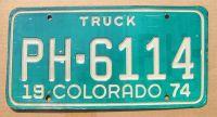 1974 COLORADO TRUCK
