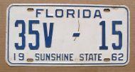 FLORIDA 1962 TRAILER