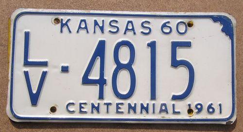 KANSAS 1960