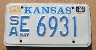 KANSAS 1988 WHITE - A