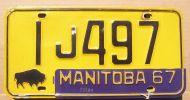 1967 MANITOBA