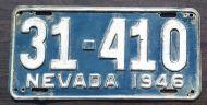 NEVADA 1946