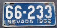 NEVADA 1952