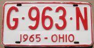 1965 OHIO