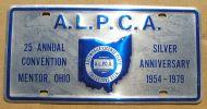 OHIO 1979 ALPCA MENTOR CONVENTION SOUVENIR
