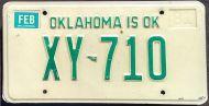 OKLAHOMA 1981