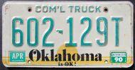 1990 OKLAHOMA COMMERCIAL TRUCK