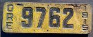1915 OREGON