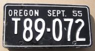 1955 OREGON TRUCK - SEPTEMBER