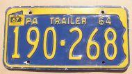 1967 PENNSYLVANIA TRAILER