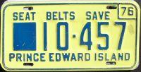 1976 PRINCE EDWARD ISLAND TRUCK