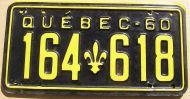 1960 QUEBEC