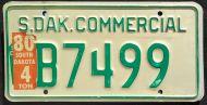 SOUTH DAKOTA 1980 COMMERCIAL