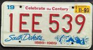SOUTH DAKOTA 1990