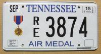 2015 TENNESSEE AIR MEDAL
