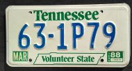 1988 TENNESSEE