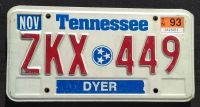 TENNESSEE 1993