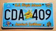 US VIRGIN ISLANDS 2005 FISH - A