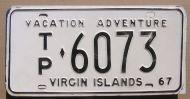 1967 VIRGIN ISLANDS TRUCK