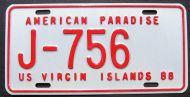 1988 VIRGIN ISLANDS