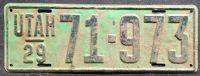 1929 UTAH
