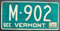 1971 VERMONT