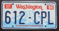 1994 WASHINGTON CENTENNIAL
