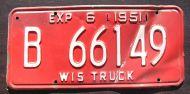 1951 WISCONSIN TRUCK
