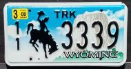 WYOMING 2008 TRUCK