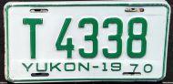 YUKON 1970 TRUCK